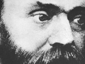 Alfred Nobel, spr‰ng‰mneskemist, uppfinnare och donator.