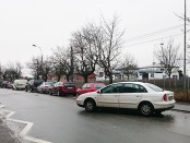 Skadegörelse på en personbil i Abbekås ägde rum under natten till måndagen (inte bilen på bilden).