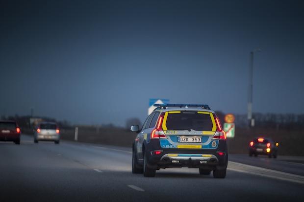 Under helgen har flera trafikbrott anmälts i Skurups kommun