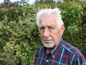 Kjell Bengtsson är ordförande för Sveriges Pensionärsförbund (SPF) Seniorerna i Skurup. Foto: Robert Olsson