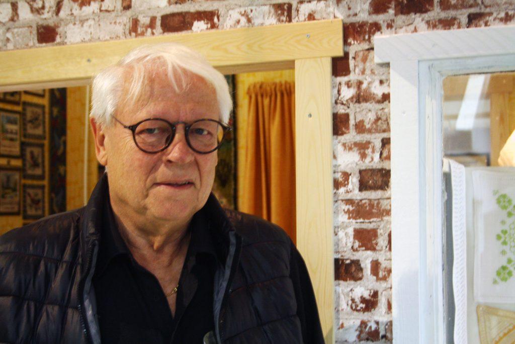 Nästan en fjärdedel av besökarna är stammisar som återkommer varje år, säger Bengt Almkvist.