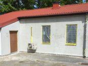 Rydsgårds AIFs klubbhus behöver renoveras.