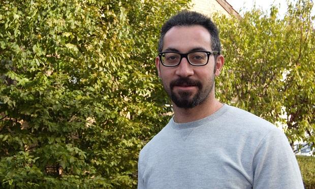 Mohammad Altarazi, 30 år, bor i lägenhet