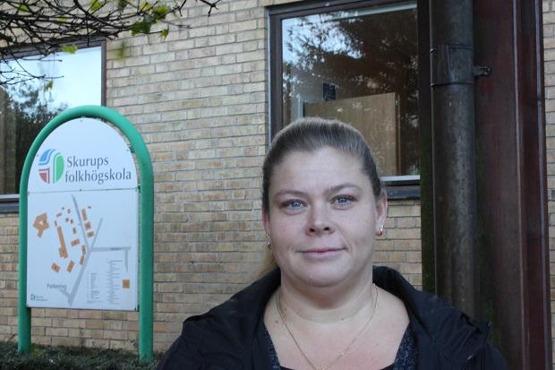"""""""Att jobba med barn med särskilda behov ger mycket tillbaka"""" säger Annika Jarl."""