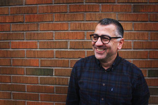 Babak Rahimi, platsansvarig på All Competence.