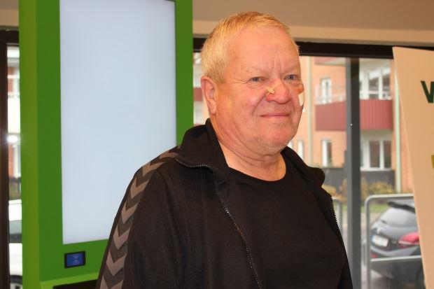 Claes Svensson, 69 år, Rydsgård