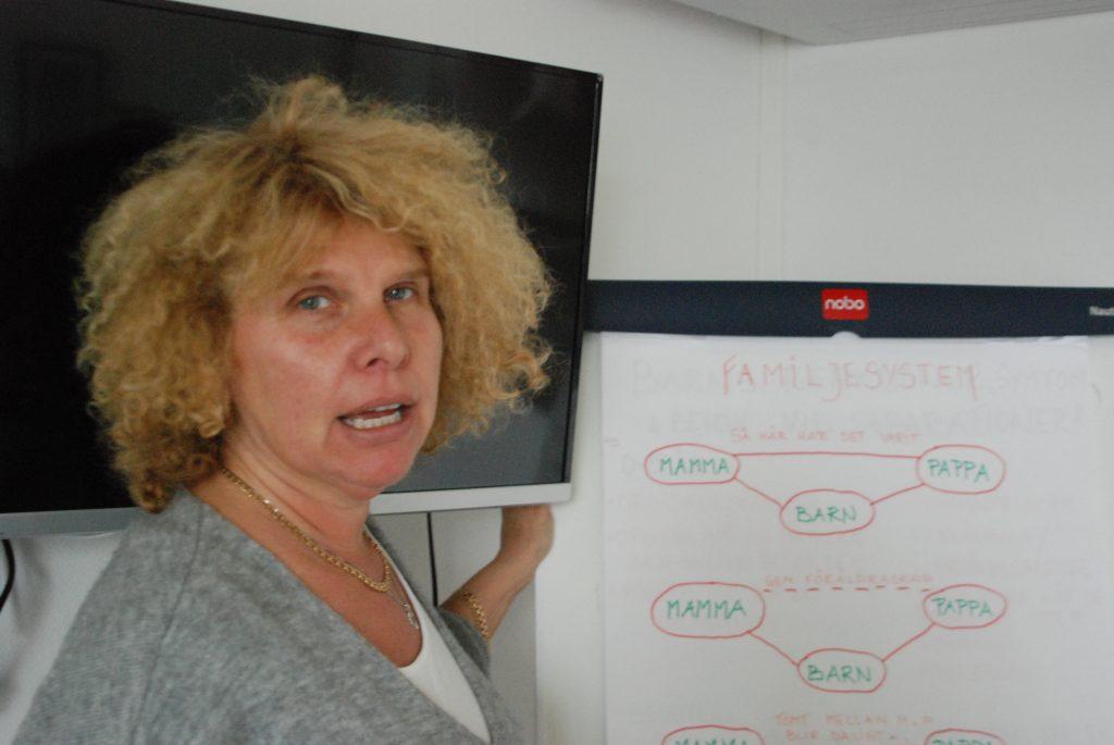 Victoria Jonsson startar tillsammans med sin kollega Anna Johansson samtalsgrupper för separerade föräldrar