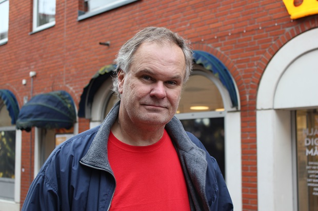 Dan Jansson, 55 år, Skivarp
