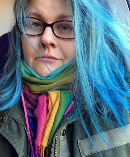 Eva Cedergren, med i #metoo - kampanjen