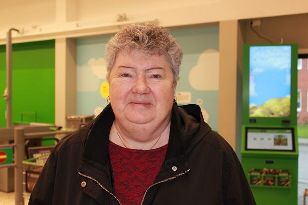 Gun-Britt Persson, 69 år, Skurup