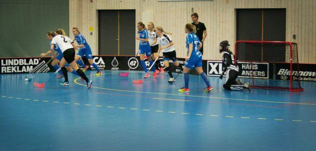 Skurups IBK blev första lag för säsongen att ta poäng av serieledande IK Stanstad.