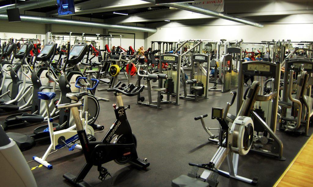 L9 Fitness lokaler på Norra Industrigratan