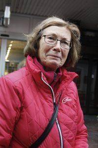 Karin Gren, 69 år