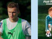 Piotr Johansson har tagit sig en lång från Skurups AIF till elitfotbollen i Sverige.