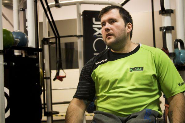 "Lundgren beskriver arrangemanget runt Paralympics som en ""stor cirkus""."