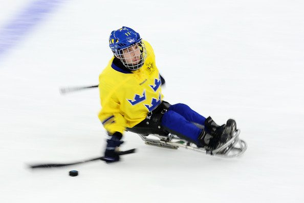 Vid tolv års ålder gjorde Lundgren landslagsdebut. (Foto: okänd)