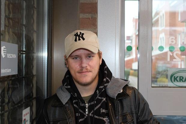 Simon Nilsson, 25 år, Skurup