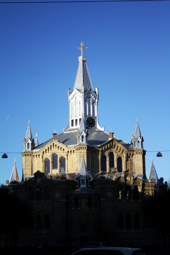 St Paulis kyrka