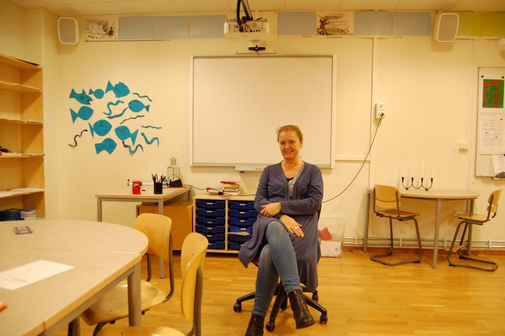 Viveka Gulda har arbetat som lärare i 29 år.