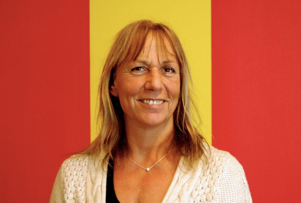 Vid sidan av arbetet på KRIS föreläser Eva Jeppsson om kriminalitet och missbruk.