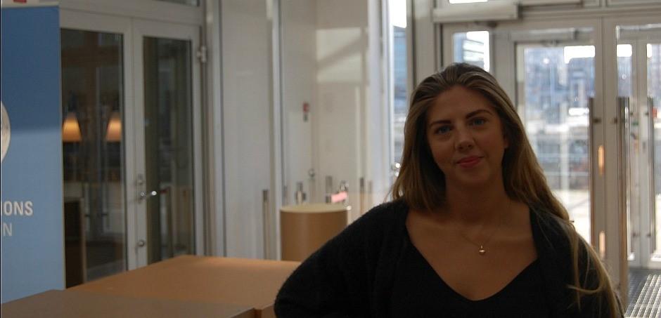 Anni Tjebbes menar att MFF har en plattform att kunna påverka jämställdheten i Malmö. Foto: Henrik Pehrsson