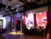 Fritidsverksamheten Arena 305 vänder sig till musikintresserade ungdomar mellan 12-25 år. Från vänster syns Adel Andersson, Katjana Goudet och Alice Petersen.