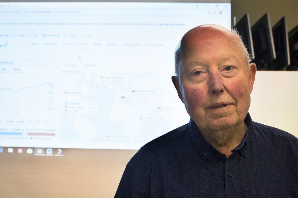 Håkan Werner var ekonomichef på Lunds universitet innan han gick i pension. Då hände det att företag ringde och ville prata över en lunch, men deras första intresse är alltid sig själva, menar han.