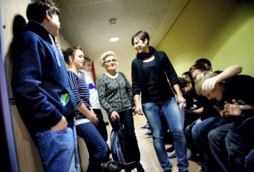 Kommunen vill att lärare ska stanna kvar i Skurup och fortsätter höja löner.