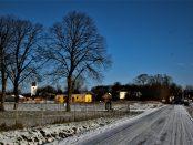 Vinter i Skurup