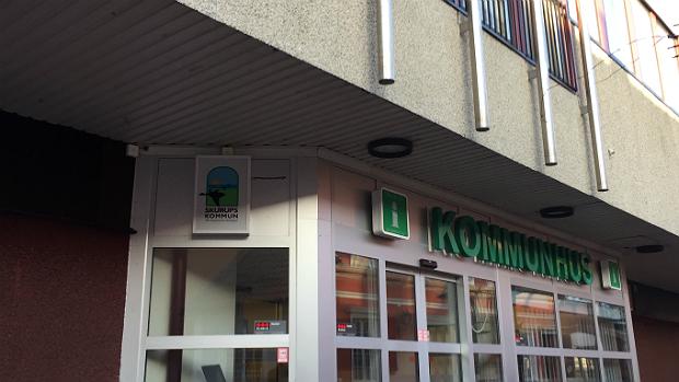 Kommunhuset i Skurup
