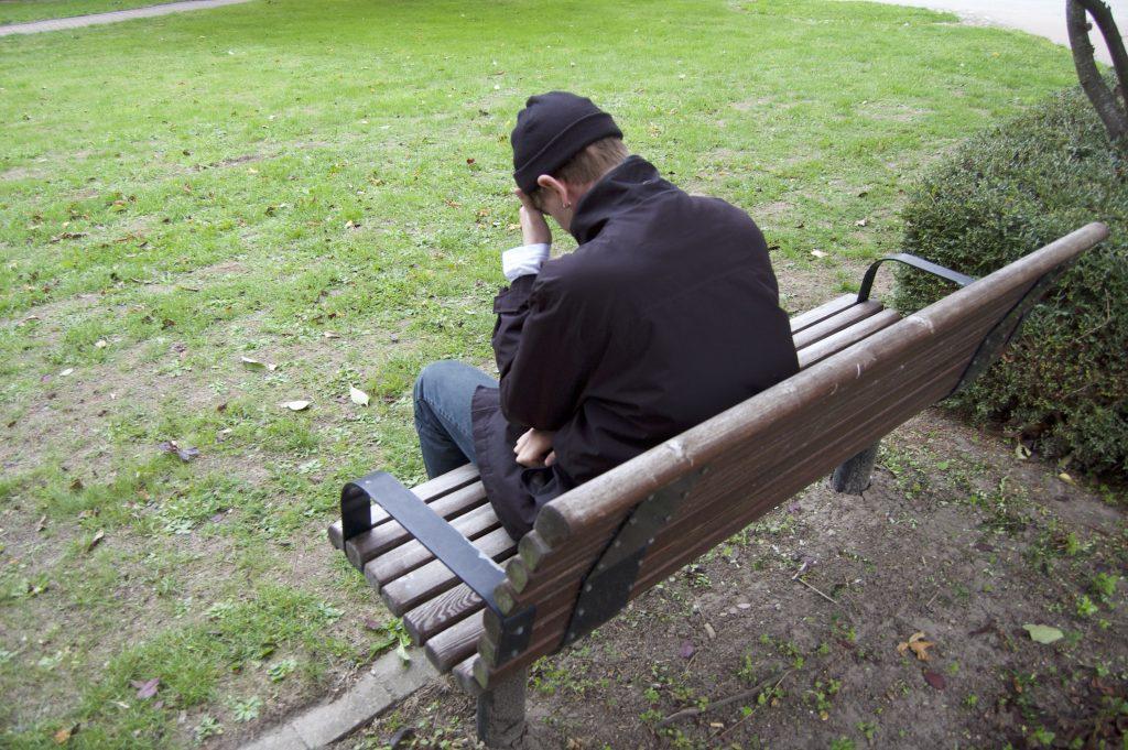 Psykisk ohälsa för ungdomar ökar. Nu satsar Skurups kommun på samtal för att främja psykiskt välmående (obs: arrangerad bild).