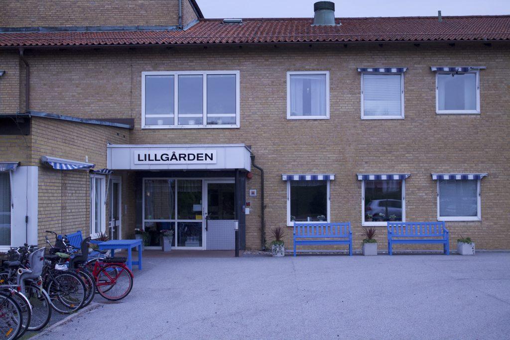 Boendet Lillgården där ytterligare sex boendeplatser för korttids- och särskilt boende ska tillkomma