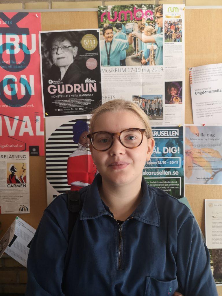 Alma Lindström