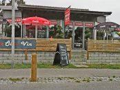 Restaurangen ser inte mycket ut för världen utanpå. Foto: Gabriel Nilsson