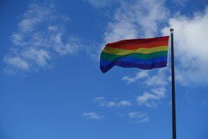 Bland Skurups politiker råder det delade meningar om Prideflaggan. Foto: Pixabay