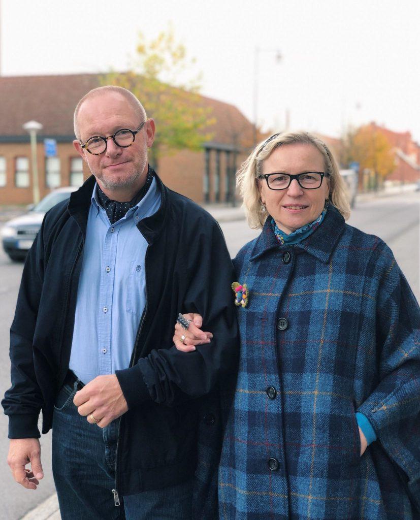 Per Josefsson och Joanna Svensson