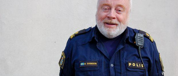 Polis, Mikael Svensson