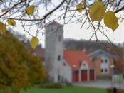 Under onsdagskvällen kommer Skivarp att få besök av Röda Korset. Foto: Arkiv