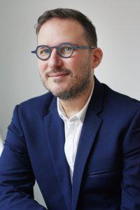Tommaso Milani, professor i flerspråkighetsforskning vid Göteborgs universitet. Foto: privat.