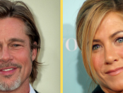 Brad Pitt och Jennifer Aniston återförenades på Screen Actors Guild-galan. Foto på Brad Pitt:  © Glenn Francis, www.PacificProDigital.com