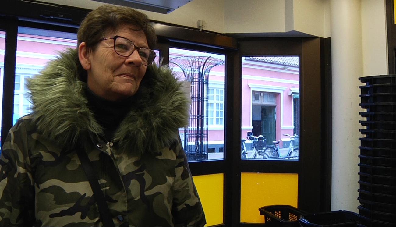 Foto: Lenke Morath Anne Olofsson kommer börjar handla i Malmö, om det visar sig att priserna går upp.