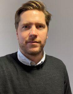 Martin Kalén är tillförordnad kultur-och fritidschef. Han har dock även kvar sitt nuvarande uppdrag som fritidsstrateg.