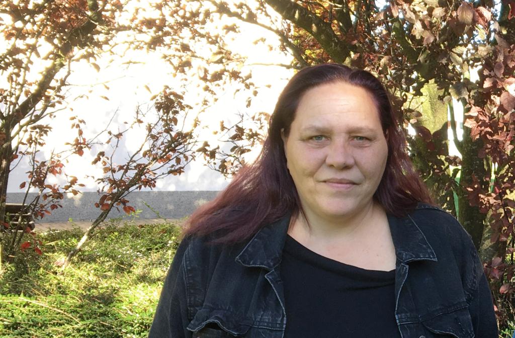 """""""Det är svårt att protestera när man är beroende av beslut från politikerna"""" säger Marie Sjögren."""
