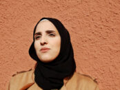 Alaa Wahbe studerar andra året datateknik på Lunds tekniska högskola.