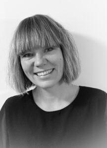 Cecilia Dellow, scenkonsulent på Riksteatern Skåne.