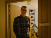 Lars Nyström (SD) är medförfattare till motionen om att regeringen ska kolla på lagstiftningen om kärnkraft