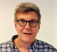 Anders Olin, enhetschef på ungdomsmottagningarna Trelleborg, Vellinge, Ystad och den mobila enheten. Bild: privat.