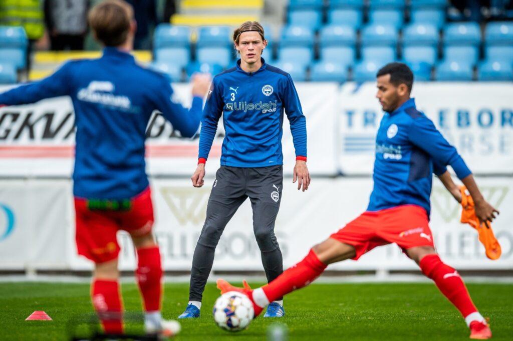 Hugo Andersson, IFK Värnamo. Foto: Privat