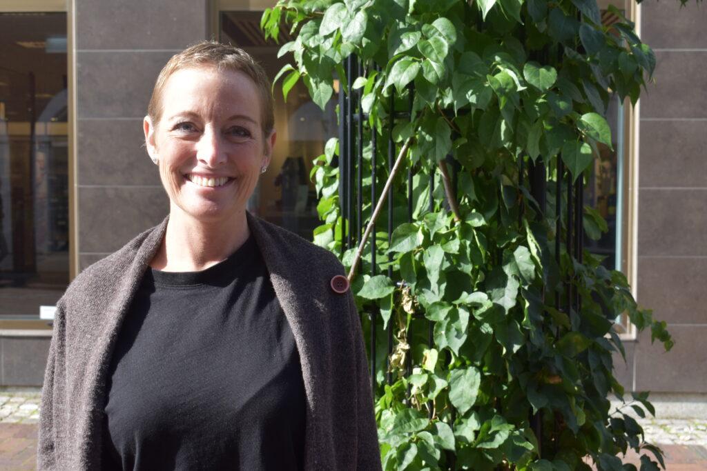 Jenny Kroon har två söner, 19 och 23 år gamla, som hjälper henne mycket sedan hon blev sjuk.