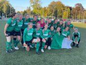 Serievinnande Skurups AIF har i nuläget ett målsnitt på sex mål per match.